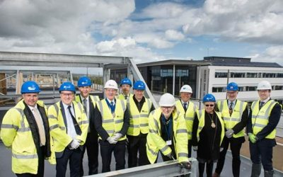 Cranbrook Education Campus students name Exeter Science Park buildings after inspirational scientists