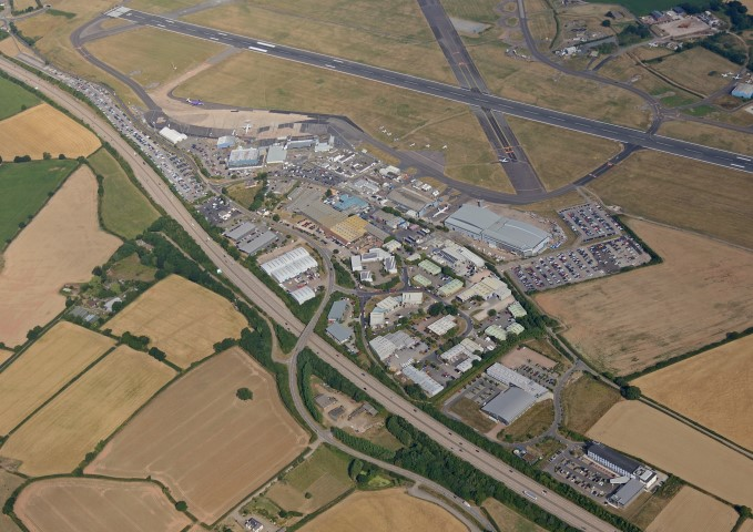 Devon and East Devon Councils support development of new Exeter Airpark