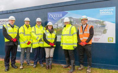New VSimulators Boost Multi-Disciplinary Research in Exeter and East Devon Enterprise Zone