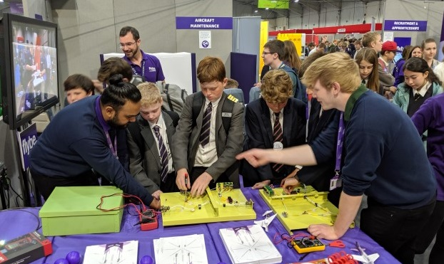 Nurturing tech talent for future careers in Enterprise Zone
