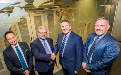 Partnership announced for ground-breaking fibre broadband service for South West businesses