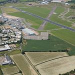 Aerial photo of the Enterprise Zone
