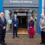 Opening of the Future Skills Centre