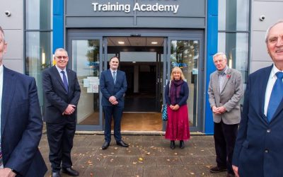 Future Skills Centre to provide big boost for local economy