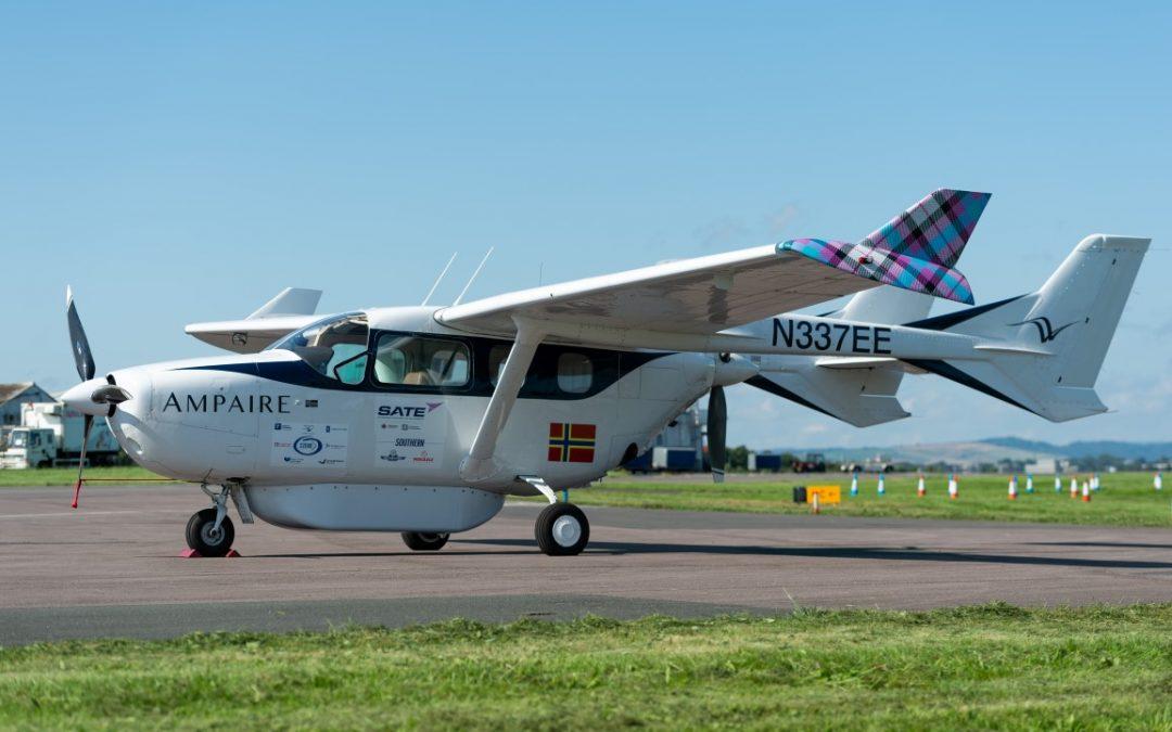 Hybrid Electric Plane